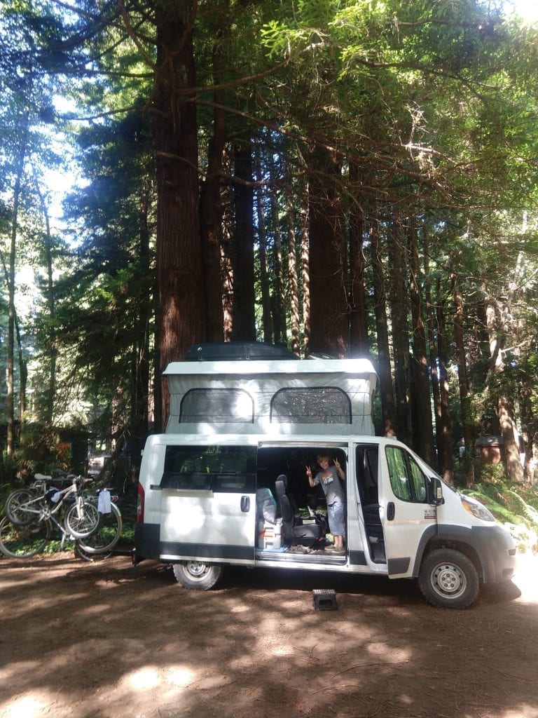 Emerald Forest Camping